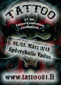 Tattoo-Convention Liechtenstein