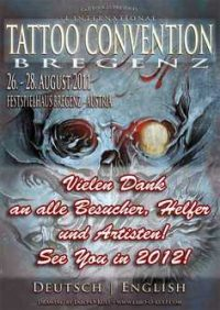 4tn int. Tattoo-convention in Bregenz