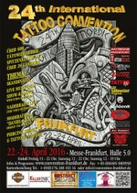 24th Frankfurt tattoo convention